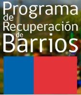 programa Barrios Minvu