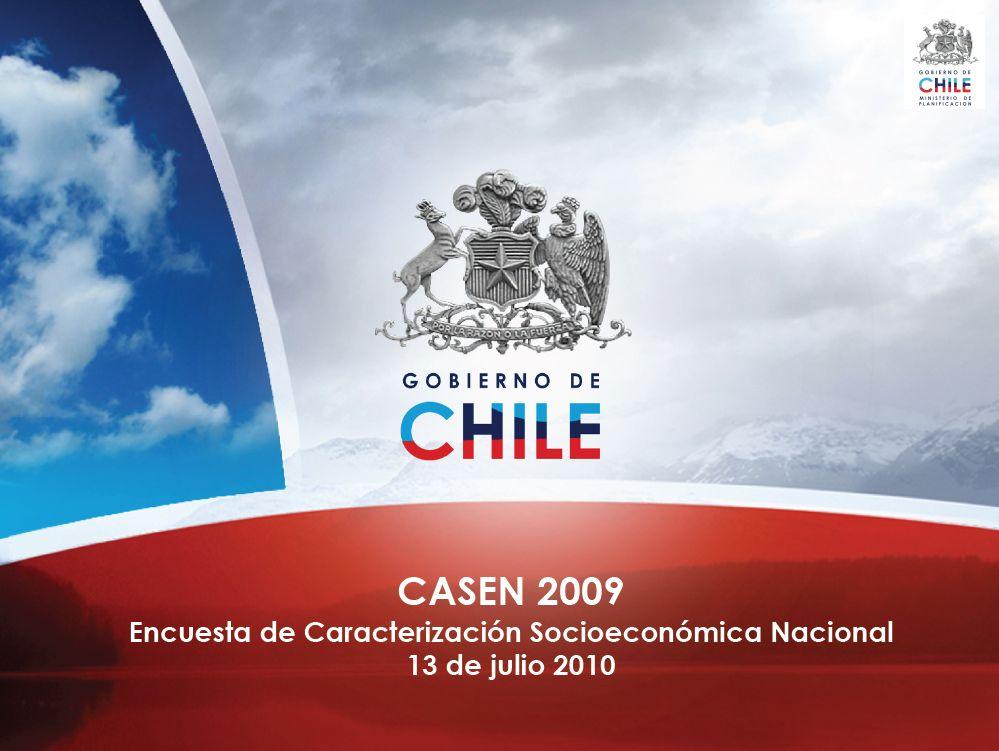 Encuesta Casen 2009