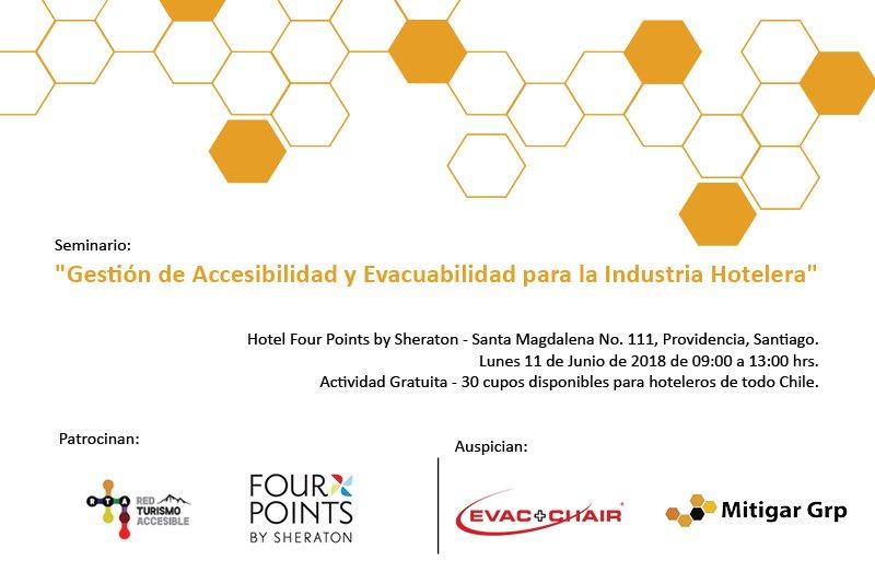 Gestión de Accesibilidad y Evacuabilidad para la Industria Hotelera