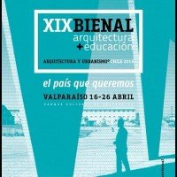Logo bienal arquitectura 2015