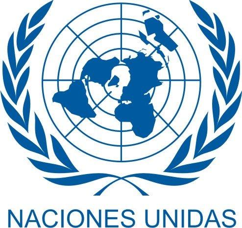 LOGO naciones unidas ONU