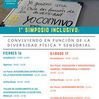 PROGRAMA simposio universidad de chile