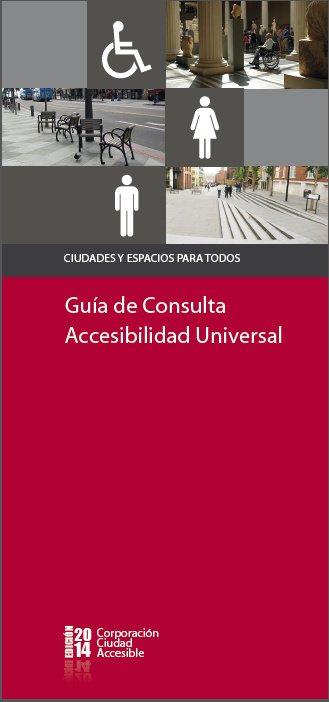 Portada Guía de Accesibilidad Universal 2014