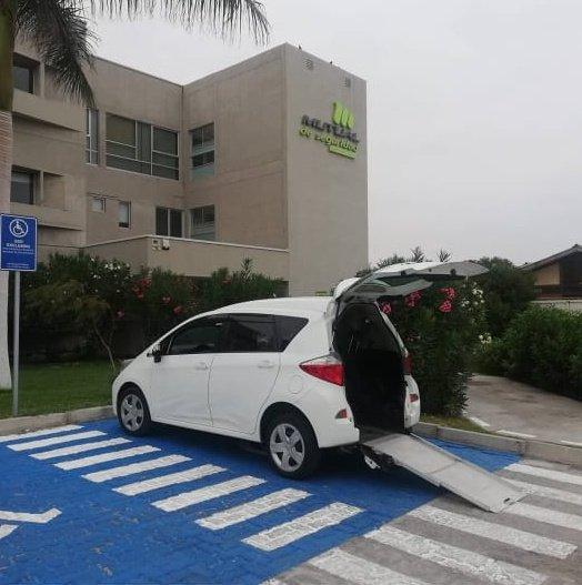 transporte inclusivo arica