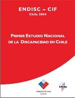 Portada estadísticas Primer estudio nacional de la discapacidad Chile