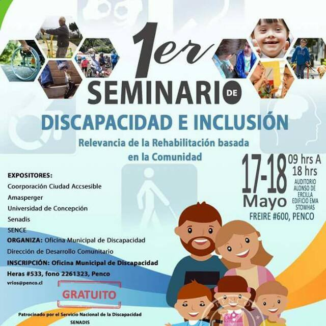 flyer seminario Penco