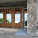 Rampa acceso a Hotel Dreams  Los Volcanes Puerto Varas