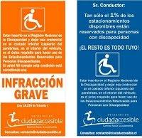 Responsabilidad y compromiso de las empresas en los estacionamientos reservados para personas con discapacidad