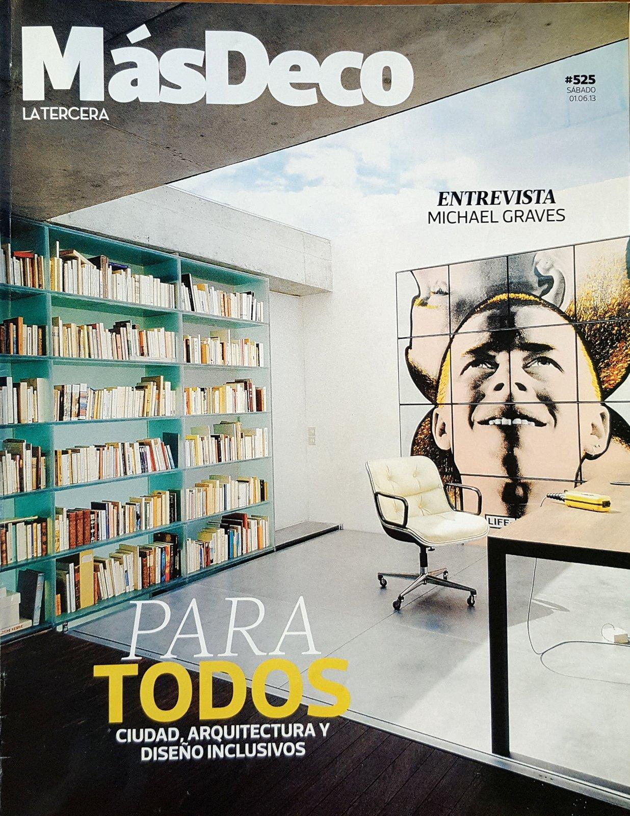 MásDeco La Tercera 01-06-2013