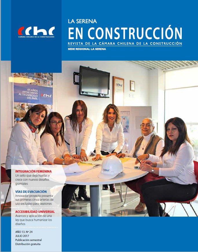 Portada Revista En Construcción Julio 2017