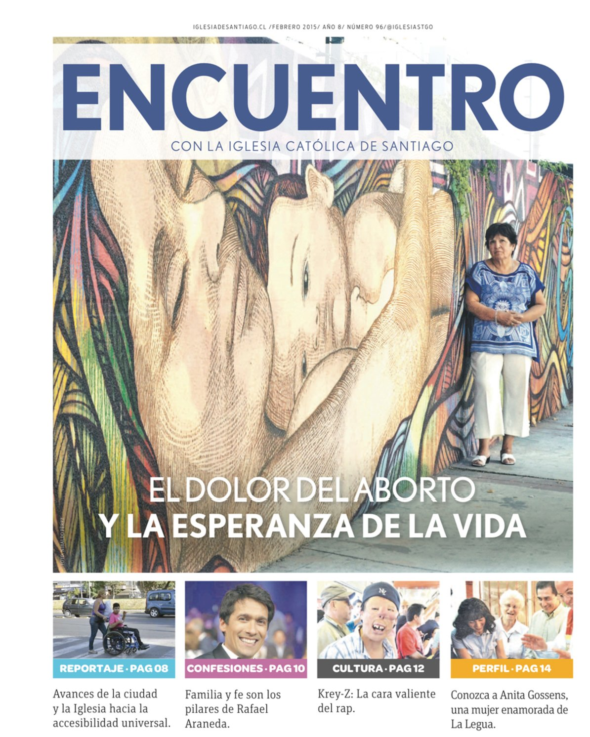 Revista Encuentro - Iglesia de Santiago 02-2015