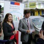 SENADIS Los Ríos lanzó Campaña de estacionamientos para Personas con Discapacidad. Foto: Senadis