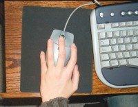 mouse de uso para personas diestras o zurdas