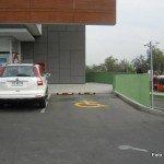 Estacionamientos Paseo de Los Dominicos_antes