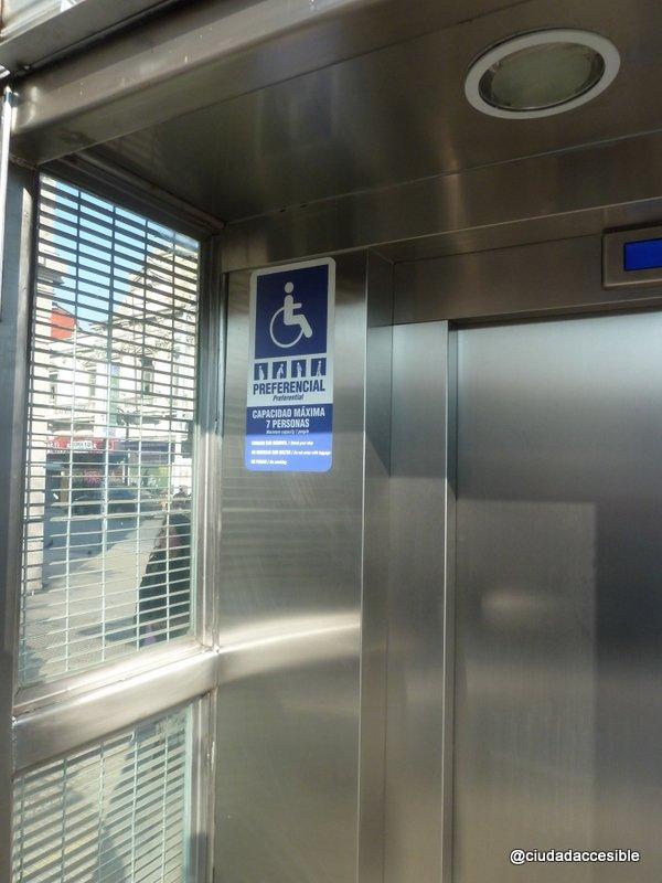 Metro Inaugura Primeros Ascensores Que Forman Parte De Su