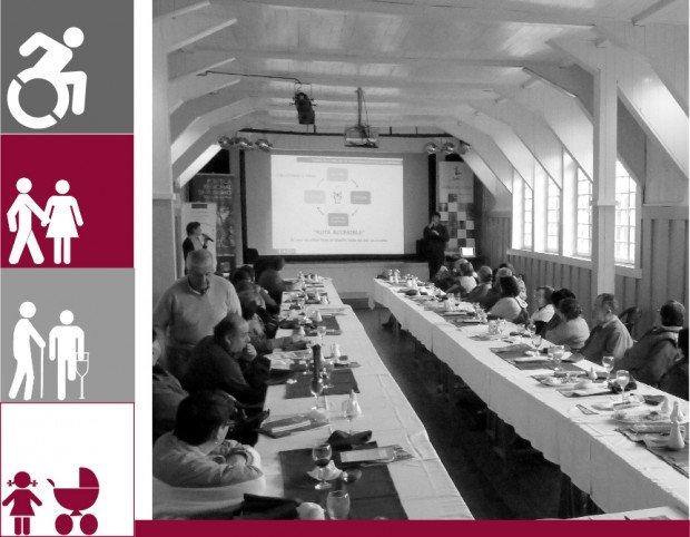 seminarios y capacitaciones en accesibilidad universal