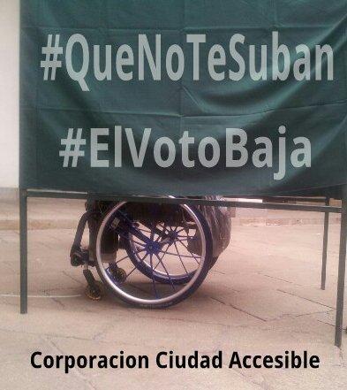 ¿Cuán inclusivas fueron las elecciones Municipales 2012?