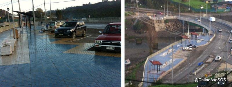 Puente Gamboa Estacionamientos