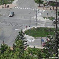 Ruta accesible y Universal en el urbanismo