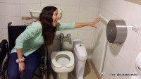 las medidas de instalación si importan en un baño accesible