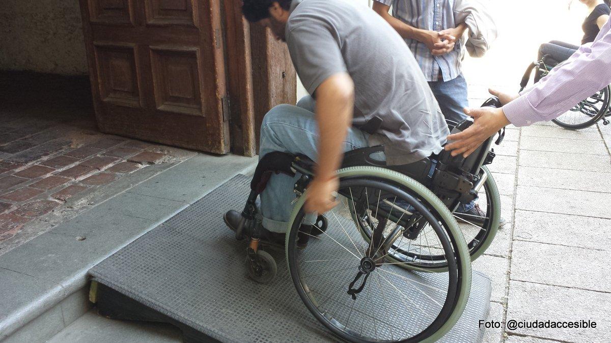 Talleres prácticos de Accesibilidad | Vivirlo para entender