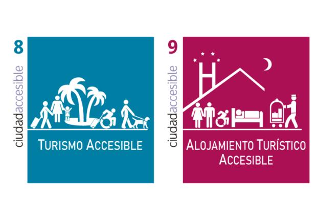 Fichas 8 y 9 turismo y alojamiento accesible
