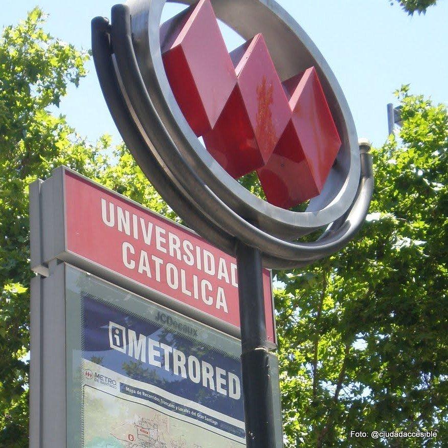 Metro de Santiago | Otras recomendaciones accesibles