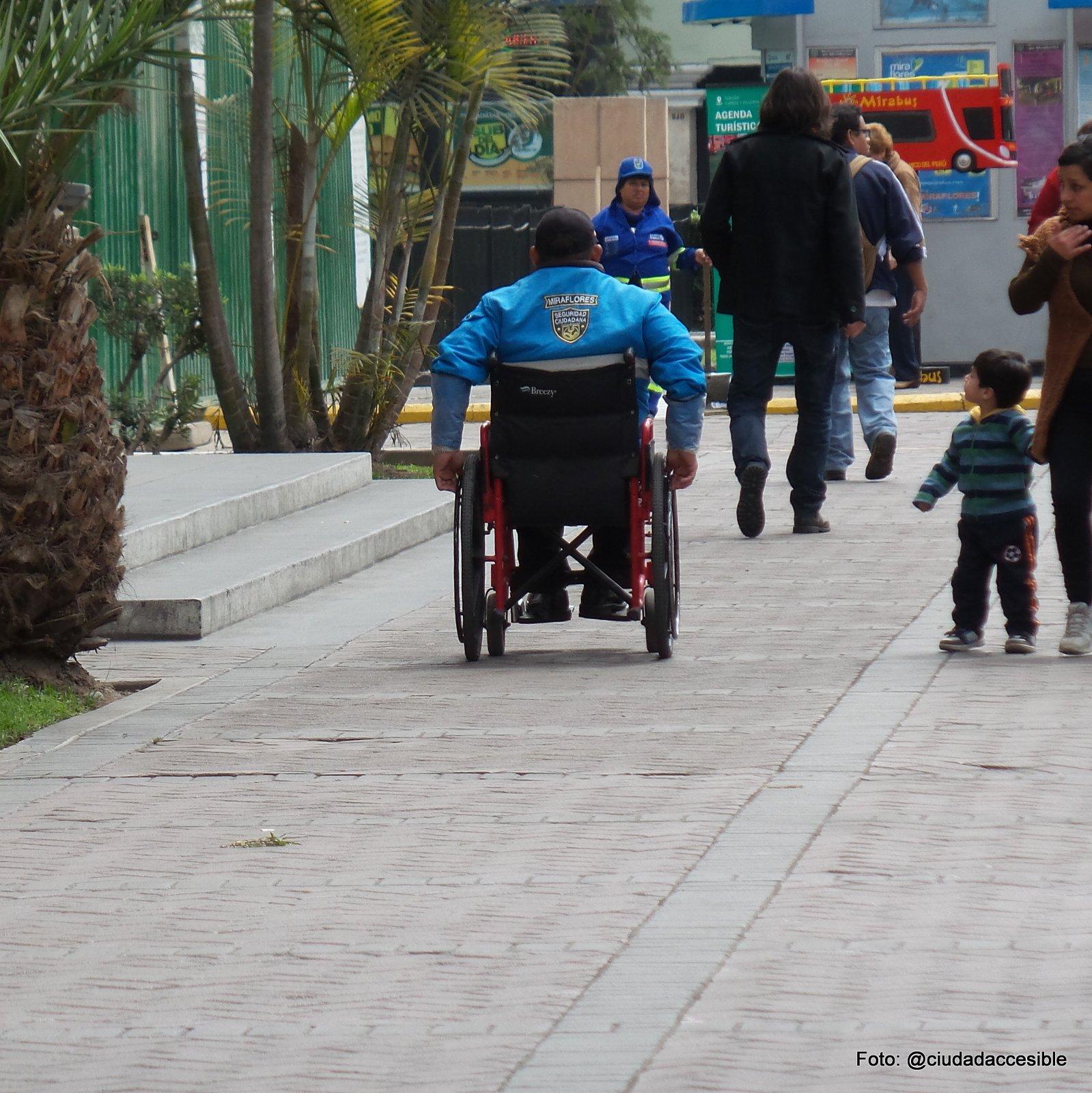 Conociendo Miraflores | Inclusiva y accesible