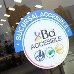 Logo Sucursal accesible BCI