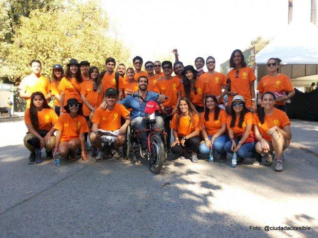 Voluntario Lollapalooza día domingo