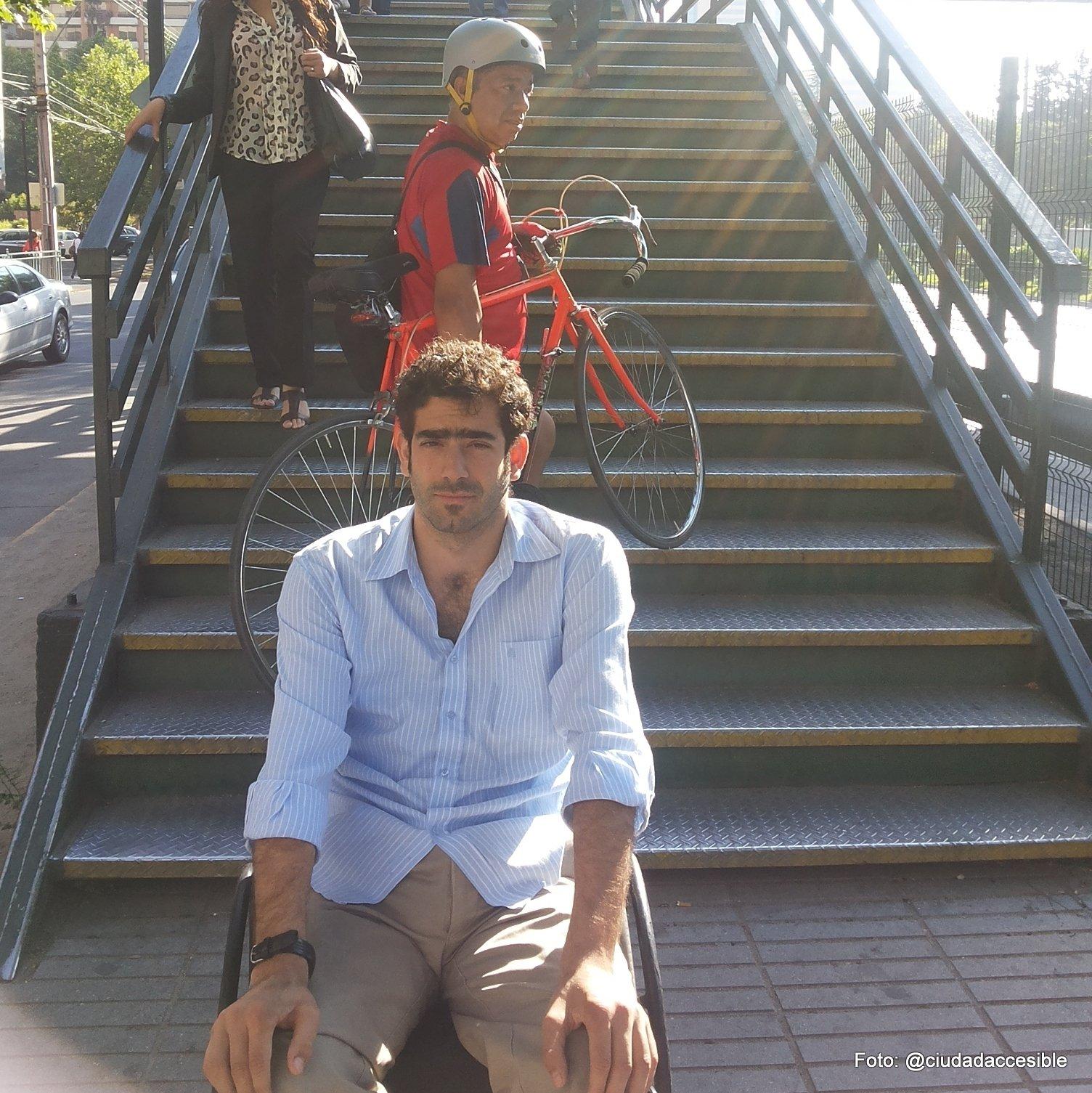Rechazo de MOP a proyecto accesibilidad pasarela Parque Arauco