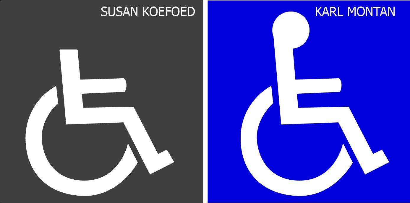 Icono Baño Minusvalidos:Símbolo Internacional de Accesibilidad
