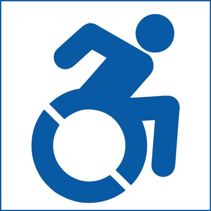 S Mbolo Internacional De Accesibilidad Evoluci N De Un
