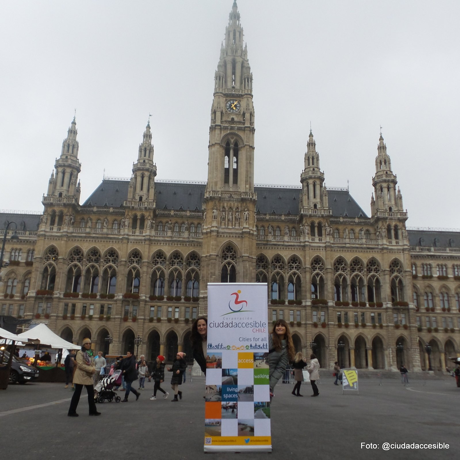 Walk21 Viena | Peatones, ejes en planificación de ciudades más caminables