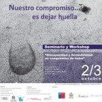 flyer seminario Discapacidad y Accesibilidad