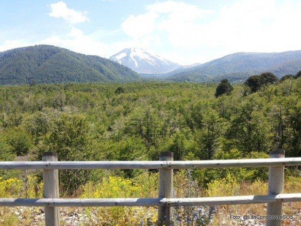 Otras vistas desde la ruta