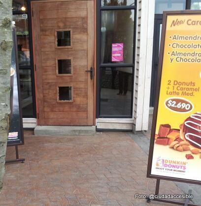 locales comerciales doña ema inaccesibles