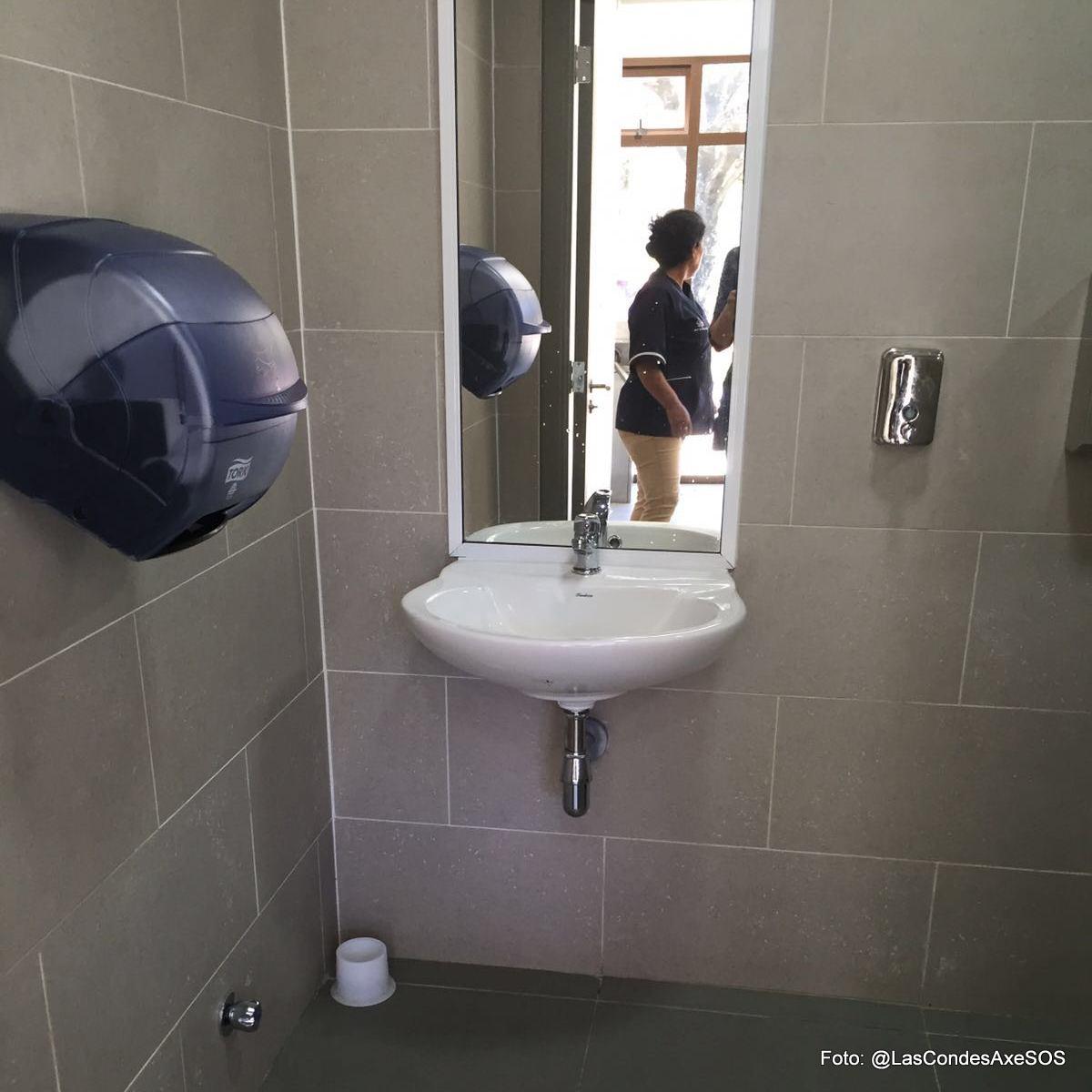 Baño accesibles plaza de pucón 2