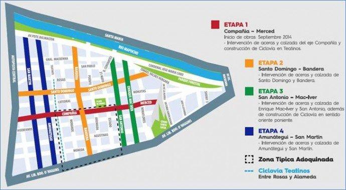Infografía Plan Centro