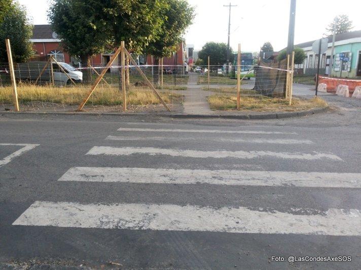rutas inaccesibles