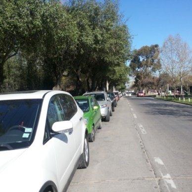 estacionamientos en semana de la chilenidad