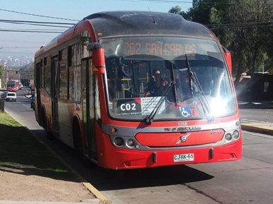 Accesibilidad universal | Transporte Público en Chile