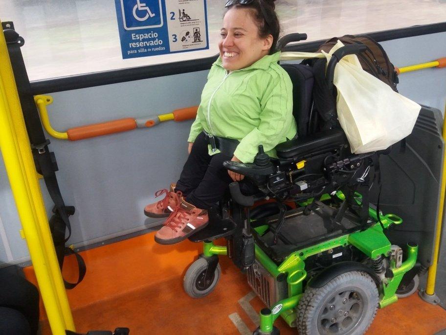 Transantiago | Hacia un transporte más accesible