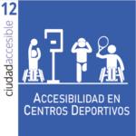 Ficha 12 Carátula Accesibilidad en centros deportivos
