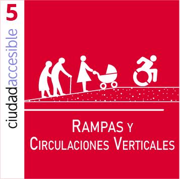 Ficha 5 Carátula Rampas y circulaciones verticales