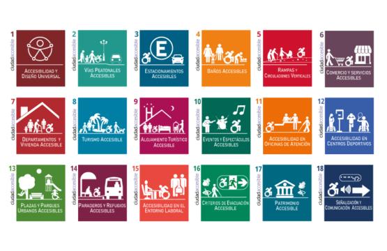 Fichas Accesibles | Nuevo material actualizado