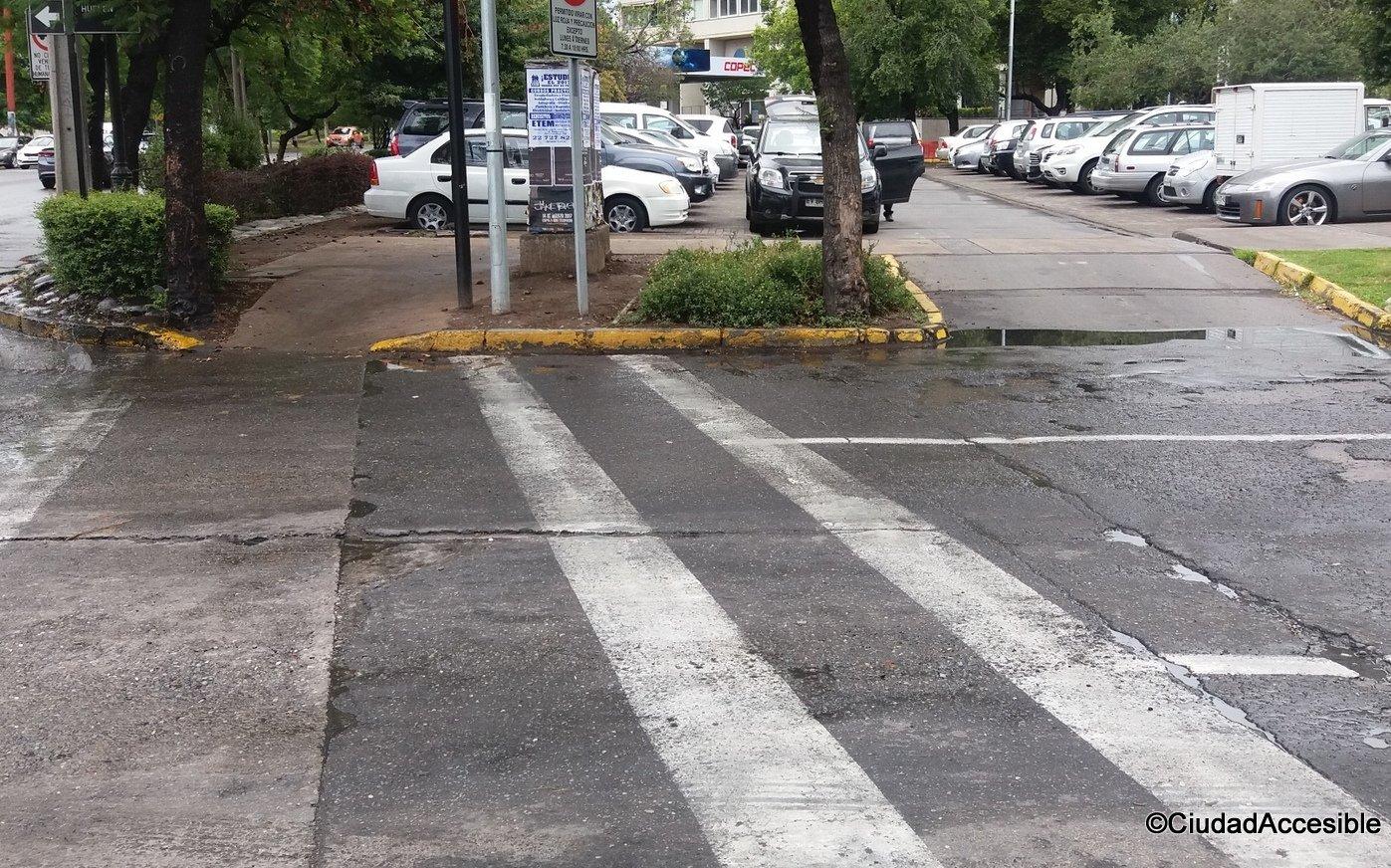 cruce peatonal alternativo al 42 k sin rebajes