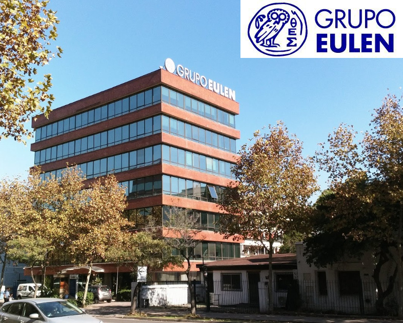 Proyectos y clientes corporaci n ciudad accesible for Oficinas eulen