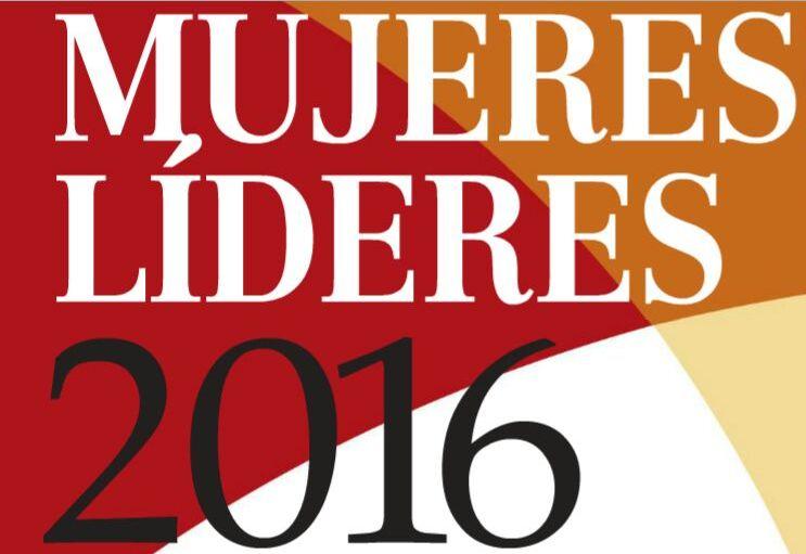 reconocimientos 100 mujeres líderes 2016