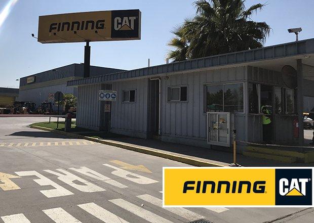 Imagen empresa finning cat